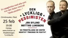 """Föreställingen """"Den Lyckliga Pessimisten"""" - Piteå"""