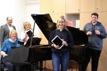 Westfalen Weser Energie-Gruppe unterstützt Musikschule Bad Oeynhausen bei Digitalisierung