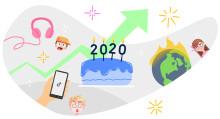 Medietrender for 2020