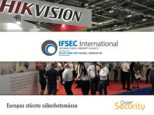 Gate Security på Europas största säkerhetsmässa