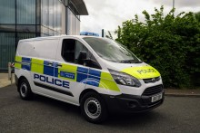 London-polisen deltar i test av eldrivna Ford Transit Custom