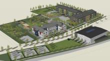 Gyllins trädgård får egen grundskola och förskola