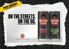 Havana Club RTD: Re-Design vom Lebensgefühl To Go