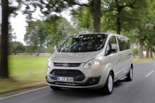 Užitkové vozy Ford dostaly servis i pětiletou záruku zdarma!