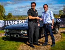Hagerty and RAC announce partnership to provide classic car owners with a market-leading product
