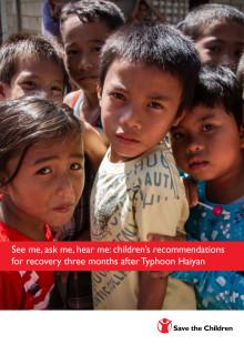 3 månader efter Haiyan