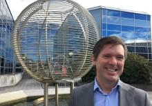 Jan Dahm-Simonsen blir ny HR-direktør i Norwegian