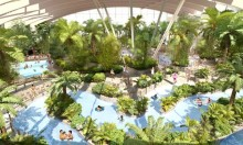 50 Lifeguards needed for Center Parcs Woburn Forest