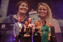 Husbanken og Sopra Steria hedres med designpris