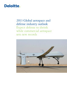 Deloitte Global Aerospace and Defense Industry Outlook
