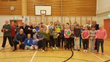 Kerko toimitti Pågenin ja Olympiakomitean kampanjassa liikuntavälineitä