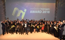 immobilienmanager Award 2018 verliehen
