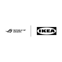 ASUS Republic of Gamers Welcomes Gaming Home with IKEA