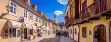 Airtours lanserar Zagreb som ett nytt weekendresmål