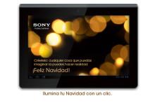 Sony os desea Feliz Navidad