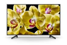 Společnost Sony rozšiřuje svoji nabídku televizorů o 4 nové 4K HDR modely