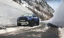 Introduserer nye Ford Ranger Raptor Special Edition: Enda råere og mer eksklusiv