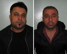 Crime duo jailed for running tobacco factory