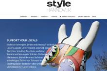 Hannover-Blog style-hannover.de unterstützt kleine Läden, Kunst und Kultur