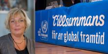 Anna Hägg-Sjöquist ny generalsekreterare för Svenska FN-förbundet