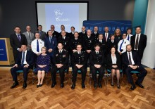 Remarkable work celebrated at Chief Constable's Awards