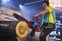 STIHL TIMBERSPORTS® avlyser VM 2020 i Partille Arena, Gøteborg