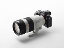 Sony utvider sin flaggskipserie G Master™ med ny 100-400mm Super Telephoto E-Mount Zoom