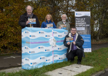 Fibre boost for Murieston thanks to Digital Scotland Superfast Broadband