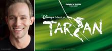 Efter 2.400 forestillinger: Rutineret Tarzan vender hjem som alternerende i Fredericia Teaters produktion af Disneys Musical TARZAN