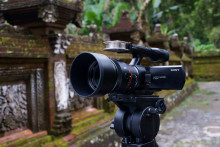 NEX-VG10E - Une nouvelle définition du caméscope
