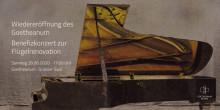 Flyer Klavierkonzert vom 28. Juni 2020 am Goetheanum
