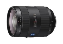Sony booster A-mount-serien med to nye ZEISS®-objektiver