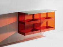 rgb von burgbad: Möbel aus Farbe und Licht