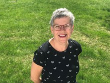 Mona Olofsson prisas för sin forskning
