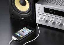 Sonido refinado y un estilo clásico en la Serie G de sistemas Hi-Fi micro.