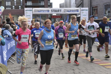 Local charities to receive cash boost at Asda Foundation Bury 10K