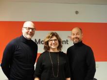 Hans & Greta med deras goda glutenfria hantverksbröd inleder samarbete med Movement