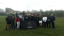 'Project Rugby' continues to help youths engage with police