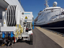 Canadian ports cut emissions with Cavotec shore power technologies