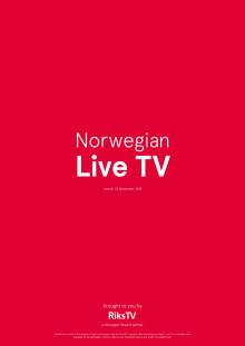 Live tv info