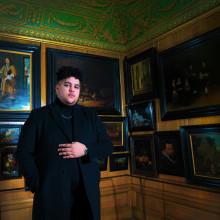 "Yacine Laghmari släpper idag singeln ""Mona Lisa"""