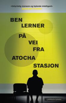 USA's nye litterære stjerne Ben Lerner er i Oslo