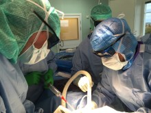 Akademiska först med skonsammare operation av lungmetastaser