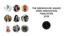 Finalister i Open Innovation - The Brewhouse Award
