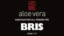 Buda för barnen - NOBE aloe vera startar auktion i samarbete med Bris
