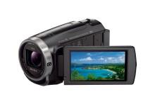Sony introduceert nieuwe handycam-modellen