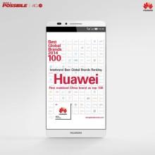 Huawei rankad bland Interbrands Best Global Brands 2014