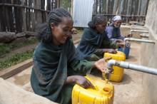 Sauberes Wasser für eine ganze Stadt