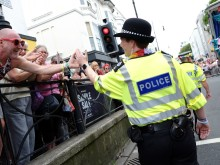 Sussex Police bid farewell to Brighton and Hove Pride for another year