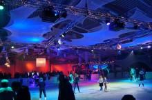 GLOBANA- Eiszauber wird vom 23.11.- 22.12.2017 Jung und Alt begeistern